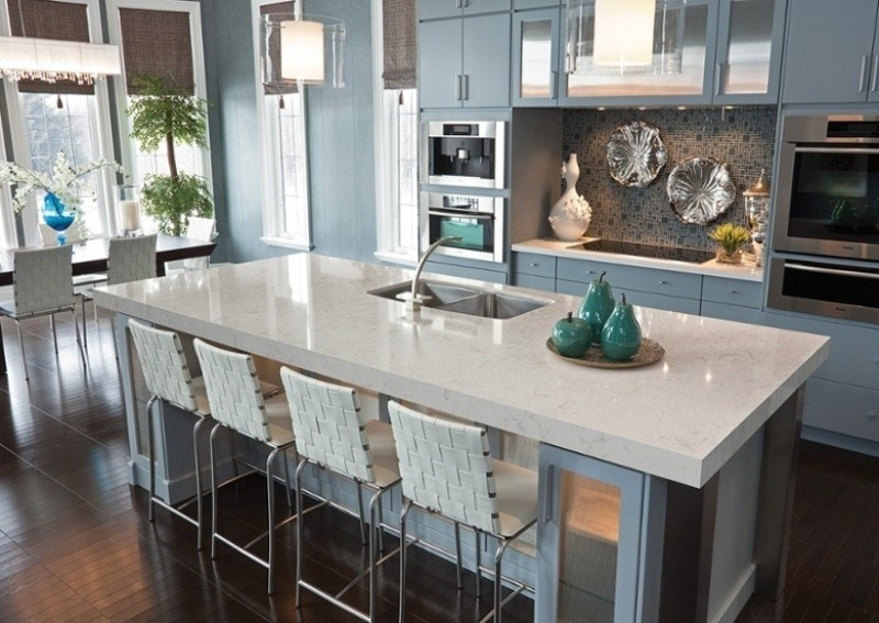 engineered-quartz-countertops-10 15 Newest Home Decoration Trends You Have to Know for 2020