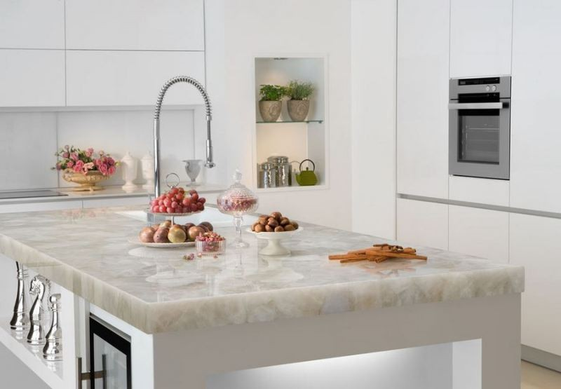 engineered-quartz-countertops-7 15 Newest Home Decoration Trends You Have to Know for 2020