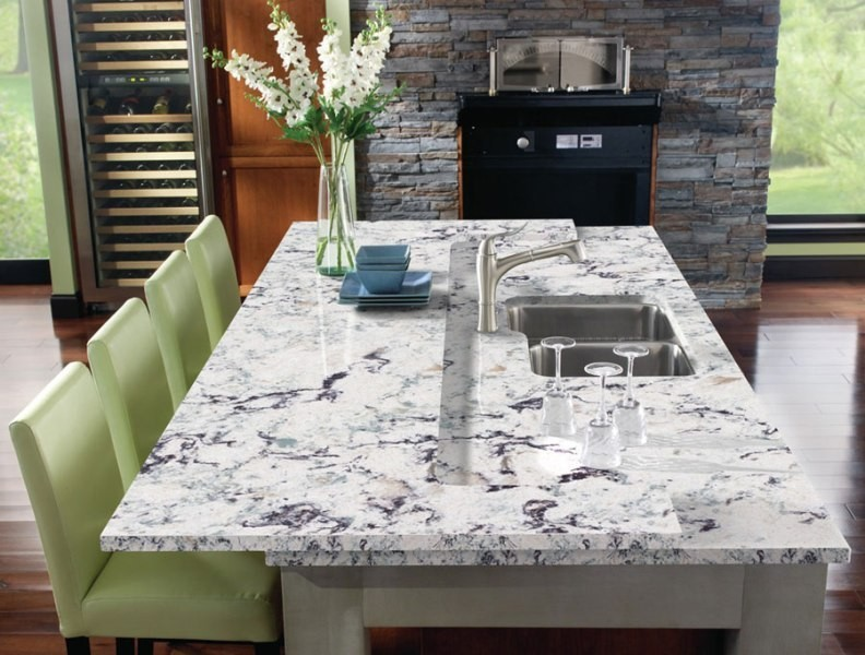 engineered-quartz-countertops-9 15 Newest Home Decoration Trends You Have to Know for 2018