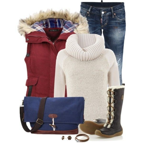 fall-and-winter-outfit-ideas-2017-15-2 50+ Cute Fall & Winter Outfit Ideas 2019