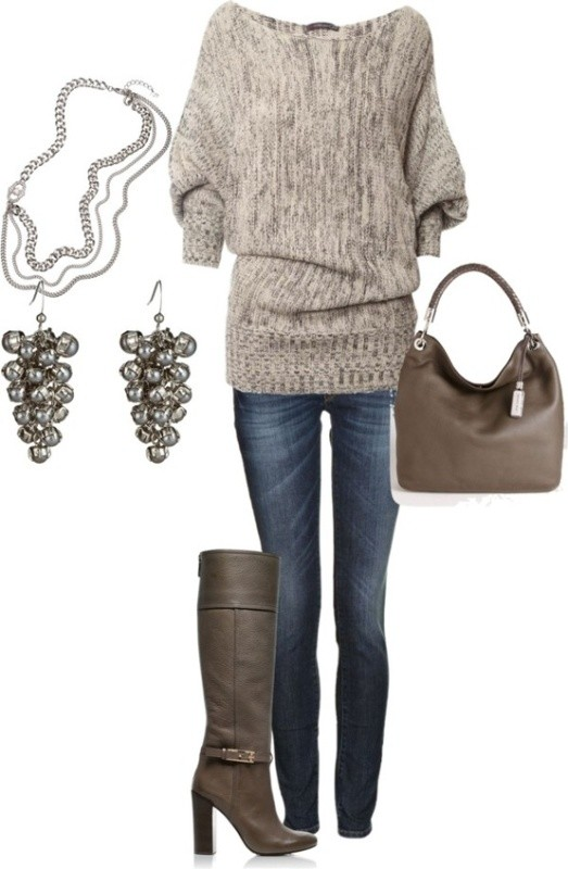 fall-and-winter-outfit-ideas-2017-2-2 50+ Cute Fall & Winter Outfit Ideas 2019