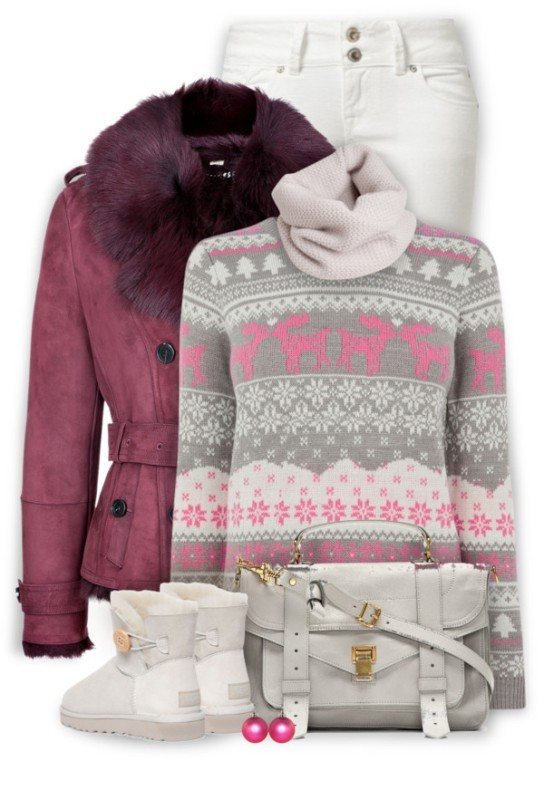 fall-and-winter-outfit-ideas-2017-23-1 50+ Cute Fall & Winter Outfit Ideas 2019