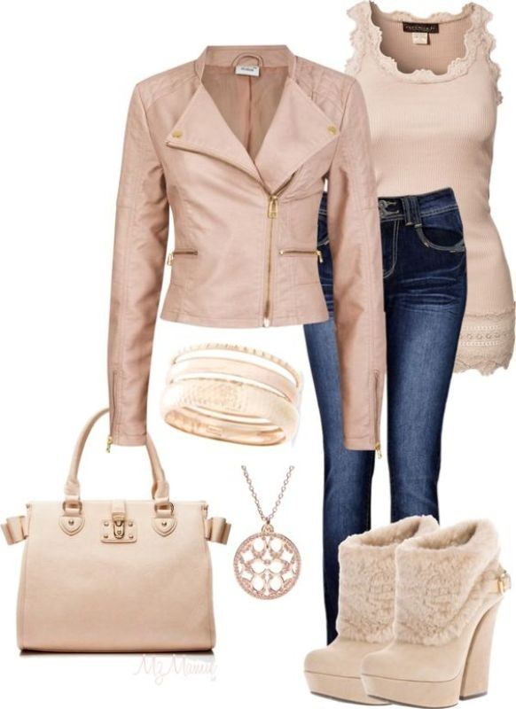 fall-and-winter-outfit-ideas-2017-34-1 50+ Cute Fall & Winter Outfit Ideas 2019