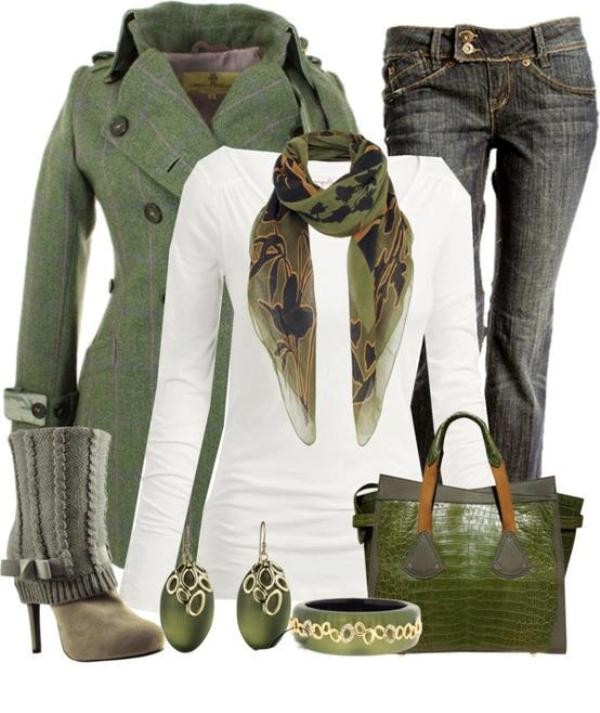 fall-and-winter-outfit-ideas-2017-35-1 50+ Cute Fall & Winter Outfit Ideas 2019