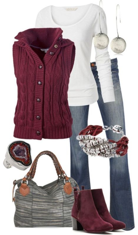 fall-and-winter-outfit-ideas-2017-43-1 50+ Cute Fall & Winter Outfit Ideas 2019