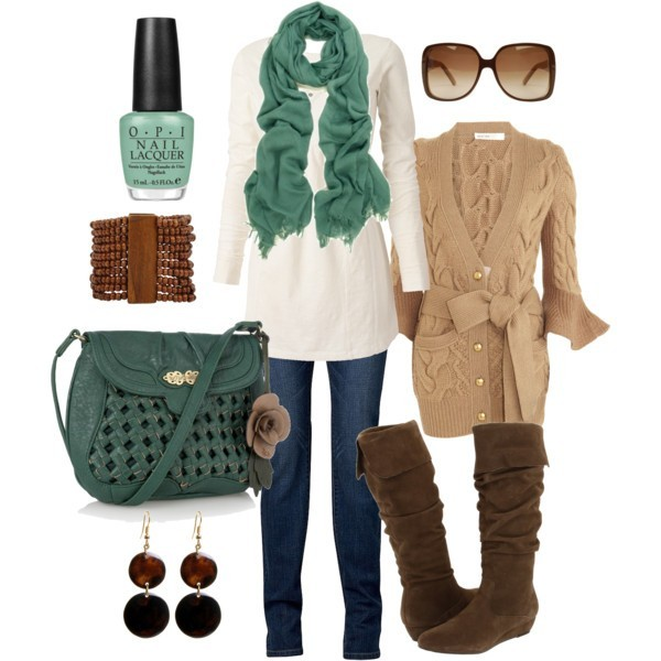 fall-and-winter-outfit-ideas-2017-49-1 50+ Cute Fall & Winter Outfit Ideas 2019