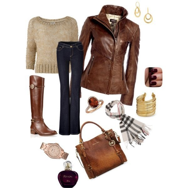 fall-and-winter-outfit-ideas-2017-54-1 50+ Cute Fall & Winter Outfit Ideas 2018