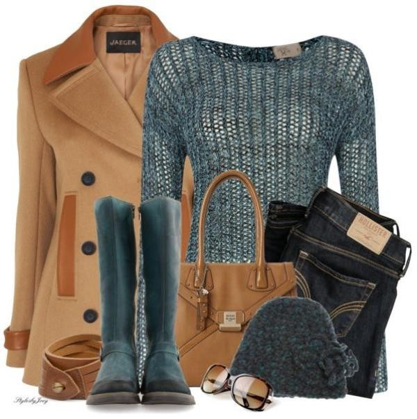 fall-and-winter-outfit-ideas-2017-59-1 50+ Cute Fall & Winter Outfit Ideas 2019