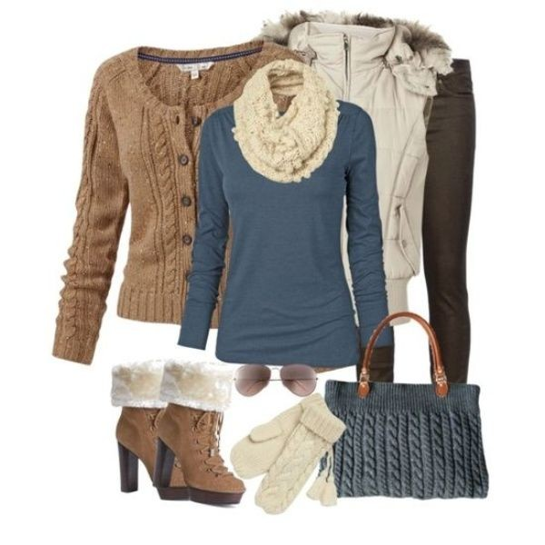fall-and-winter-outfit-ideas-2017-61-1 50+ Cute Fall & Winter Outfit Ideas 2019