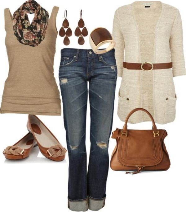 fall-and-winter-outfit-ideas-2017-67-1 50+ Cute Fall & Winter Outfit Ideas 2019