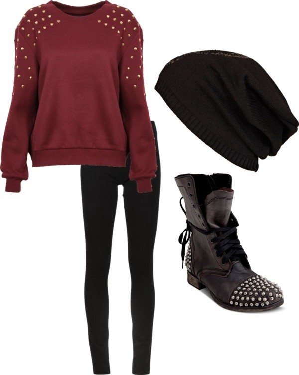 fall-and-winter-outfit-ideas-2017-68-1 50+ Cute Fall & Winter Outfit Ideas 2019