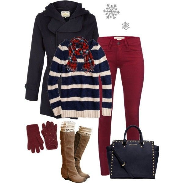 fall-and-winter-outfit-ideas-2017-71-1 50+ Cute Fall & Winter Outfit Ideas 2019