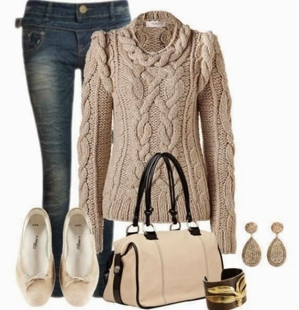 fall-and-winter-outfit-ideas-2017-73-1 50+ Cute Fall & Winter Outfit Ideas 2019