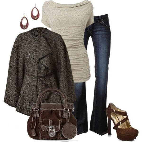 fall-and-winter-outfit-ideas-2017-79-1 50+ Cute Fall & Winter Outfit Ideas 2019