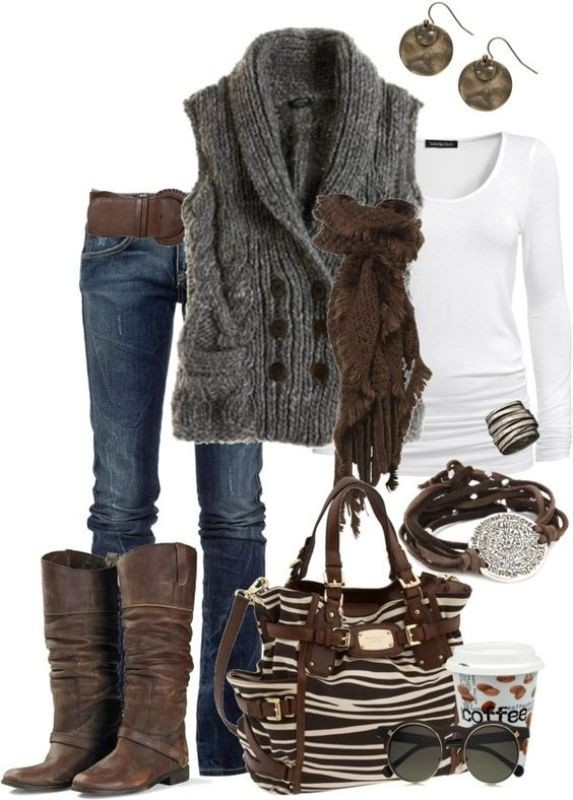 fall-and-winter-outfit-ideas-2017-85-1 50+ Cute Fall & Winter Outfit Ideas 2019