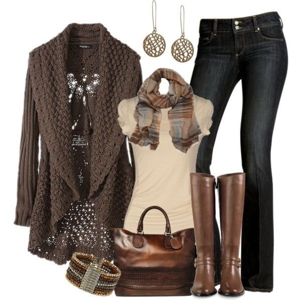 fall-and-winter-outfit-ideas-2017-91-1 50+ Cute Fall & Winter Outfit Ideas 2019