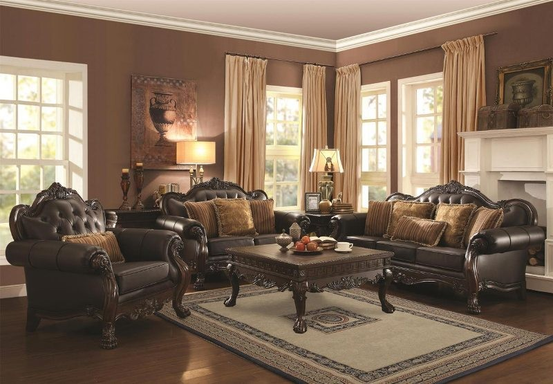 leather-furniture-5 15 Newest Home Decoration Trends You Have to Know for 2020
