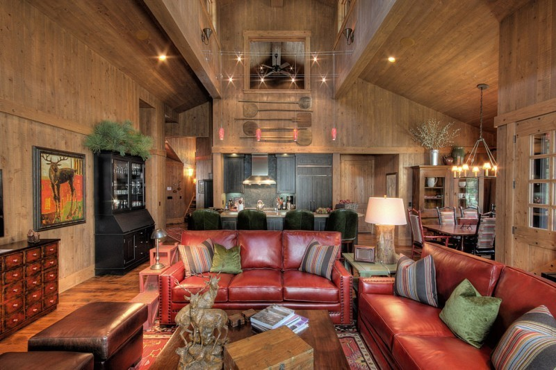 leather-furniture-8 15 Newest Home Decoration Trends You Have to Know for 2020