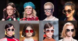 20+ Eyewear Trends of 2017 for Men and Women