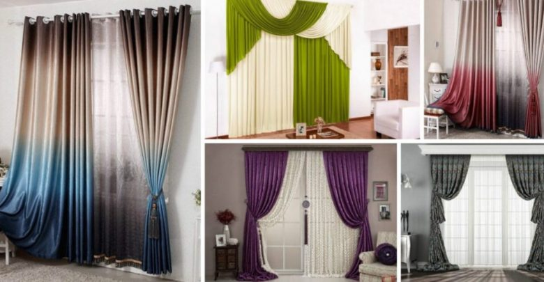 37+ Creative Curtains Design Ideas To DIY | Pouted.com