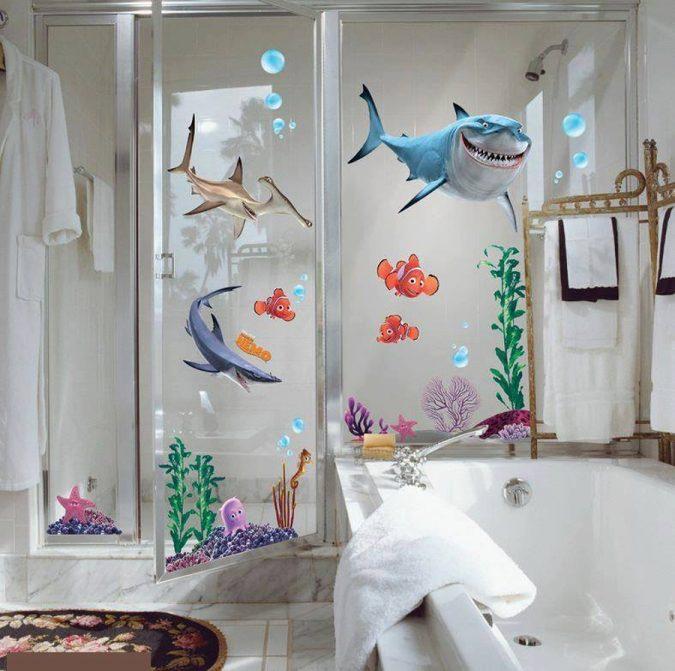 nemobath4-675x671 5 Bathroom Designs of kids' Dreams