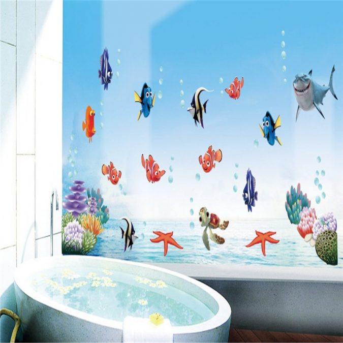 nemobath5-675x675 5 Bathroom Designs of kids' Dreams