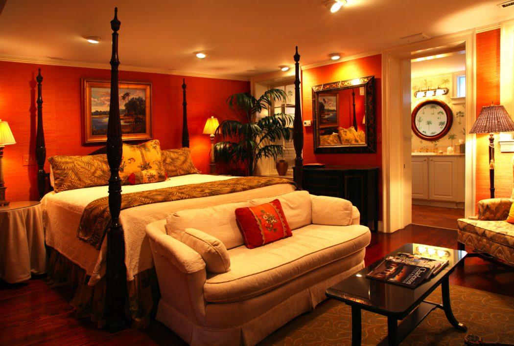 25 Elegant Orange Bedroom Decor Ideas In 2020 Pouted Com