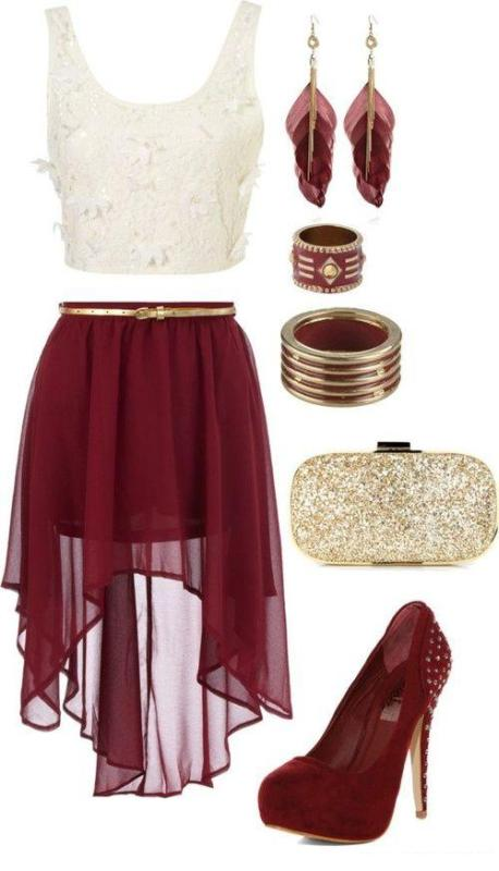 party-outfit-ideas-2017-12 78+ Best Adorable Party Outfit Ideas in 2020