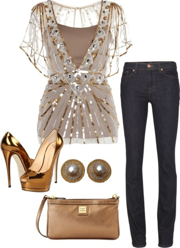 party-outfit-ideas-2017-26 78 Adorable Party Outfit Ideas in 2017
