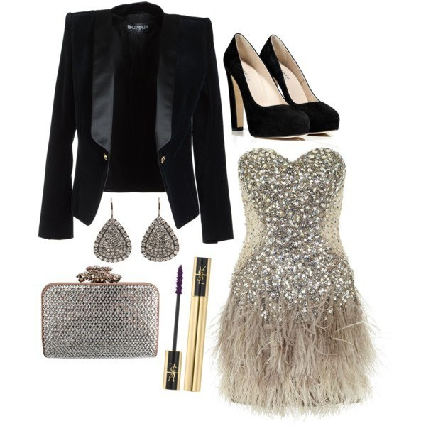party-outfit-ideas-2017-60 78+ Hottest Adorable Party Outfit Ideas