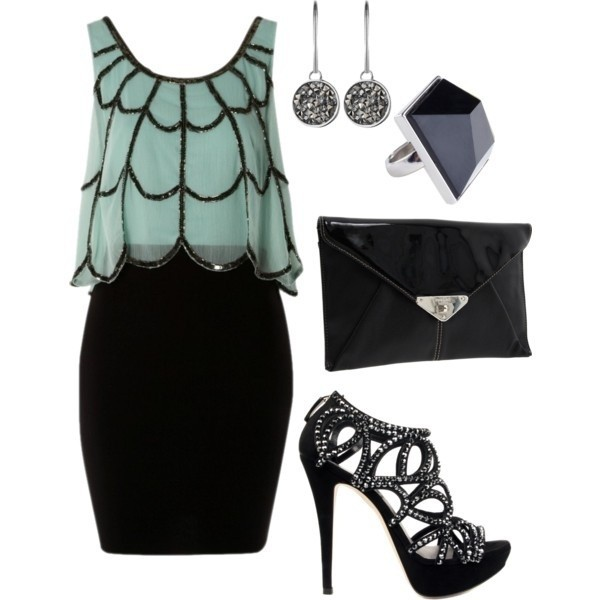 party-outfit-ideas-2017-65 78+ Hottest Adorable Party Outfit Ideas