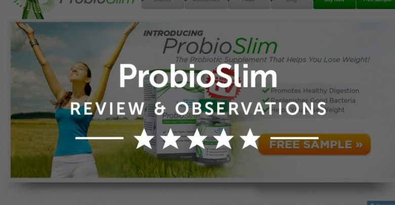 Photo of ProbioSlim; Does it Work?