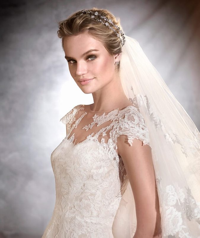 pronovias-orive-675x801 2018 Wedding dresses Trends for a Gorgeous-looking Brid
