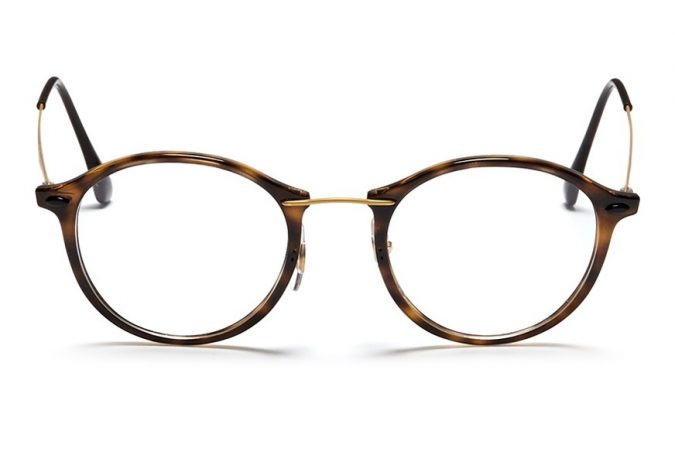ray-ban-animal-printbrown-rb7073-tortoiseshell-acetate-round-optical-glasses-animal-product-2-554653105-normal-1-675x462 20+ Eyewear Trends of 2017 for Men and Women