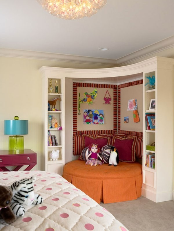 reading-nooks-8 15 Newest Home Decoration Trends You Have to Know for 2020