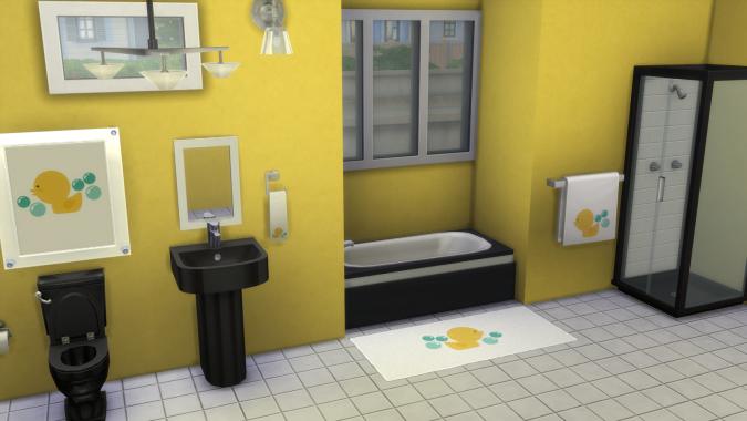 rubber-ducky-bathroom-decor-ideas-675x380 5 Bathroom Designs of kids' Dreams