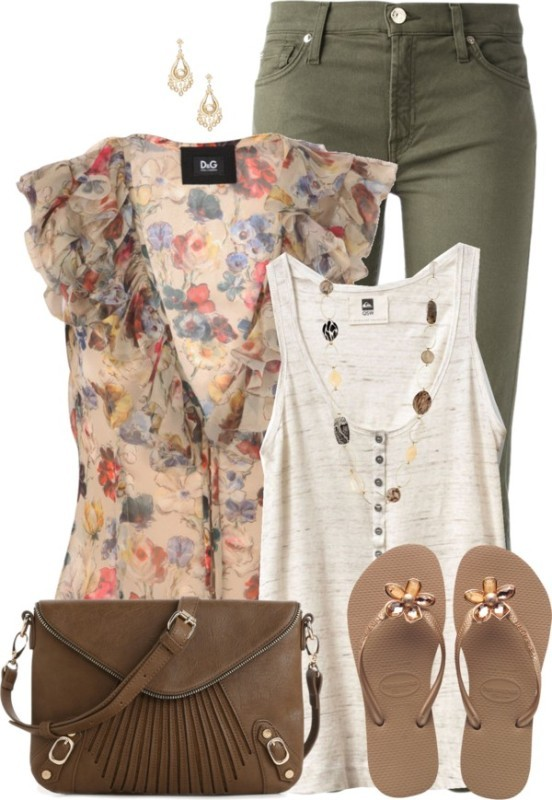 spring-and-summer-outfit-ideas-2017-64 88 Lovely Spring & Summer Outfit Ideas 2018