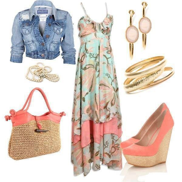 spring-and-summer-outfit-ideas-2017-67 88 Lovely Spring & Summer Outfit Ideas for 2020