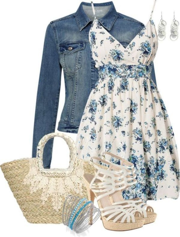 spring-and-summer-outfit-ideas-2017-68 88 Lovely Spring & Summer Outfit Ideas for 2020
