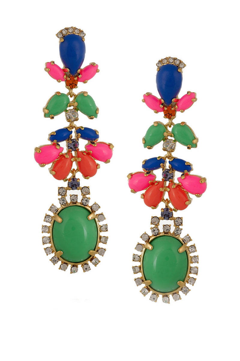 statement-earrings3 5 Spring & Summer Accessories Fashion Trends in 2017