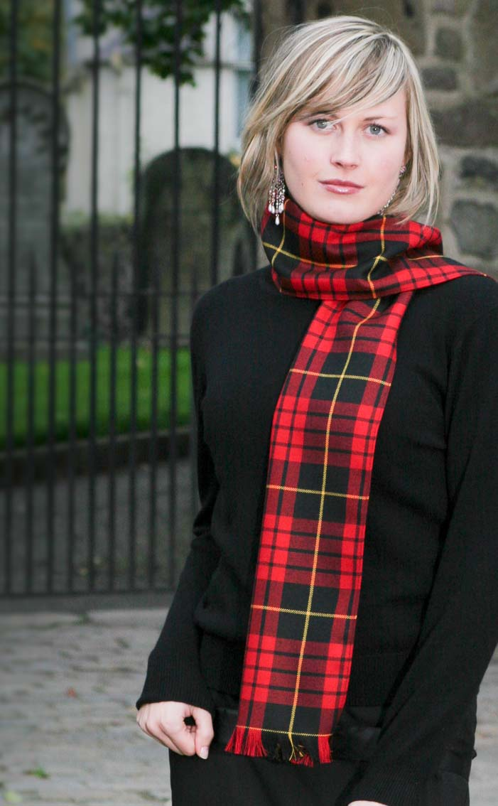 tartanmill-classic-fine-wool-tartan-scarf-a 22+ Main Scarf Trend Forecast for Winter & Fall 2018