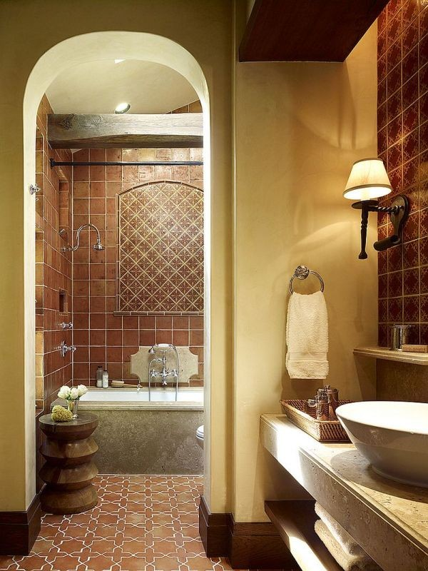 terracotta-tiles-1 15 Newest Home Decoration Trends You Have to Know for 2020