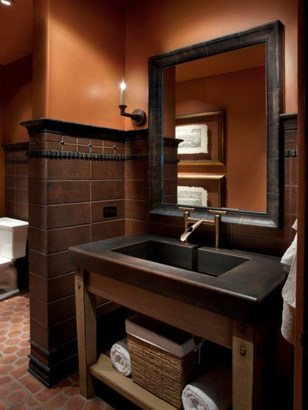 terracotta-tiles-2 15 Newest Home Decoration Trends You Have to Know for 2020