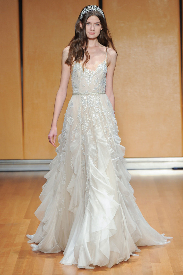 wedding-dress-Marcesa Top 10 Best Eyelash Products Worth Trying in 2019