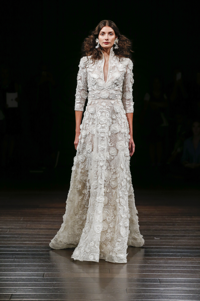 wedding-dress-Naeem-Khan-KAUAI_front-675x1013 +25 Wedding dresses Design Ideas for a Gorgeous-looking Bride in 2020