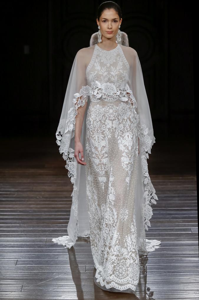 wedding-dress-Naeem-Khan-MEDINA_-_FRONT-675x1013 2018 Wedding dresses Trends for a Gorgeous-looking Brid