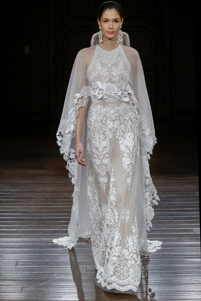 wedding-dress-Naeem-Khan-MEDINA_-_FRONT-675x1013 2018 Wedding dresses Trends for a Gorgeous-looking Brid