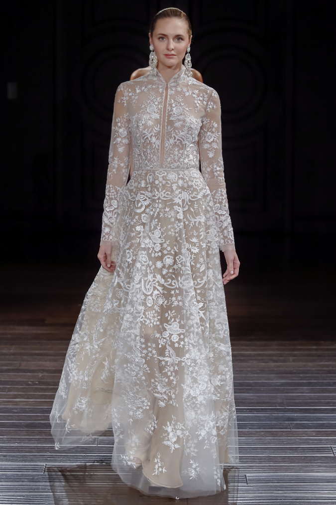 wedding-dress-Naeem-Khan-PALACE_-_FRONT-675x1013 +25 Wedding dresses Design Ideas for a Gorgeous-looking Bride in 2020