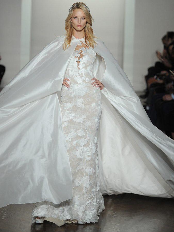 wedding-dress-Pronovias-675x900 +25 Wedding dresses Design Ideas for a Gorgeous-looking Bride in 2020