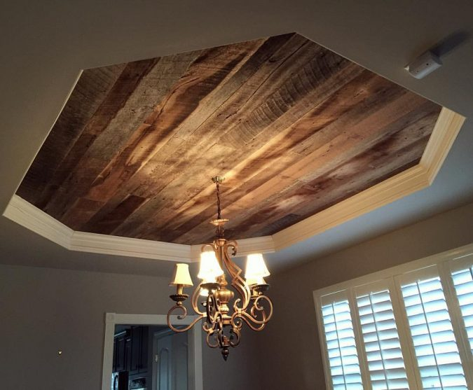 wooden-ceiling-tray-675x557 6 Suspended Ceiling Decors Design Ideas For 2020
